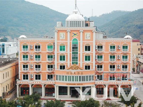 下川岛红海酒店