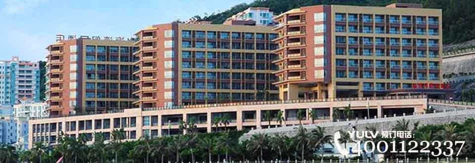 阳江闸坡山海湾假日酒店