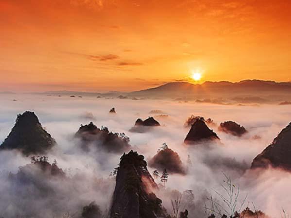万佛山风景名胜区